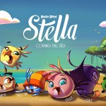 Barnes and Noble to Offer Angry Birds Stella Preview In-Store