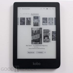 Kobo Clara HD now available in Australia and New Zealand