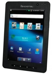 Pandigital SuperNova tablet e-reader clears FCC