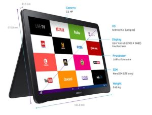 Will Anyone buy the 18.4 Inch Samsung Galaxy View Tablet?