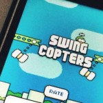 Flappy Bird Sequel Swing Copters Available Now