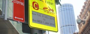 Sydney Australia Unveils First e Ink Traffic Sign