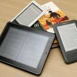 e-Ink Based e-Readers Not Impacted by Tablet PC's