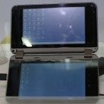 Dual screen tablet from Taiji Electronics