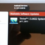 Toshiba Thrive Officially Available in the US, Gets Updated