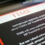 Time Inc. Will Stop Publishing to the HP TouchPad March 10th