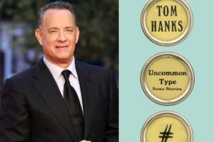 Tom Hanks Narrates his own Audiobook of Short Stories