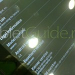 Toshiba Android tablet may be called Antares