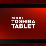 Toshiba launches site dedicated to the upcoming tablet