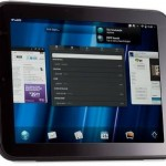 HP releases webOS 3.0.5 update for TouchPad