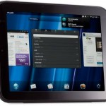 HP TouchPad WebOS updated to version 3.0.5