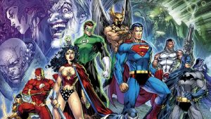 DC Universe launching this fall and will have thousands of 4K digital comics