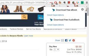 New Chrome Plugin Gives you Free Kindle e-Books