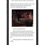 Enhanced Versions of Harry Potter eBooks now Available in Apple iBooks