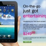 T-Mobile Galaxy Tab to cost just $249.99