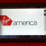 Virgin America Crew Members Recieve Nexus 7s