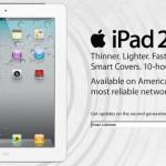 iPad 2 will be on the Verizon Network