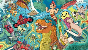 Wacom to release Digital Comic Anthology