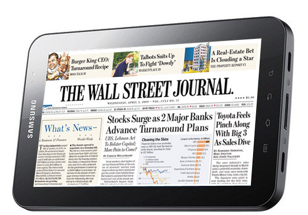 The wall street journal — complimentary access! | lloyd sealy.