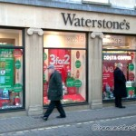 UK's Waterstones Talks About Forging A Deal with Amazon