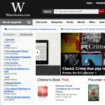 Waterstones Makes e-book Recommendations via Source Code