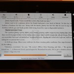 WhisperSync for Voice and Immersion Reading on the Kindle Fire HD 7 – Video
