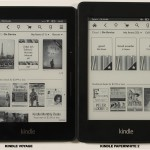 Amazon Kindle Paperwhite 2 vs Kindle Voyage