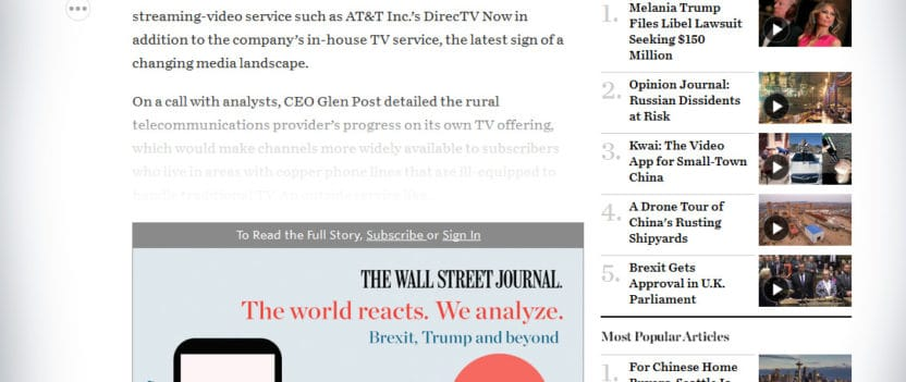 Google is revising their Newspaper Paywall Strategy