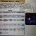 A 16 GB Motorola XOOM in the works