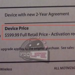 Motorola XOOM 3G Price Slashed