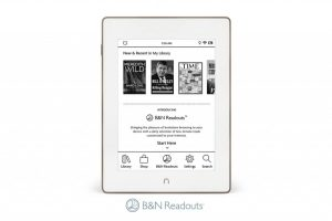 Did you know Nook Readouts gives you free ebooks?
