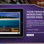 Yahoo launching Livestand – Tablet Friendly News