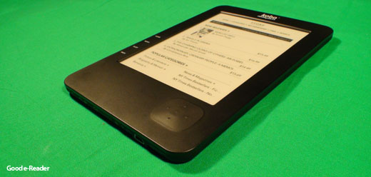 kobo wireless