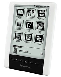 pandigital novel personal e-reader
