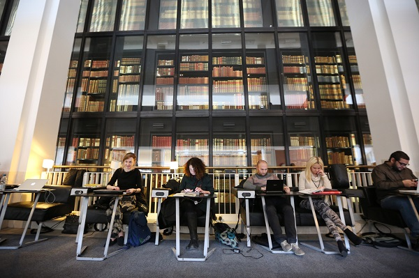 The British Library Prepares To Capture The Digital Universe