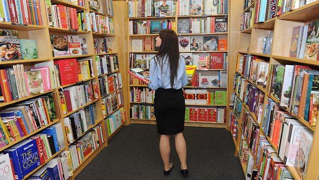 bookstore in australia