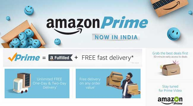 Amazon-Prime-India-Launched