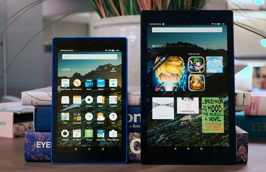 Amazon Fire Tablets to get Kid-Friendly Web Browser and new