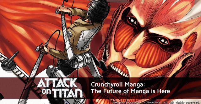Attack on Titan - Crunchyroll