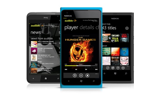 Audible-Windows-Phone