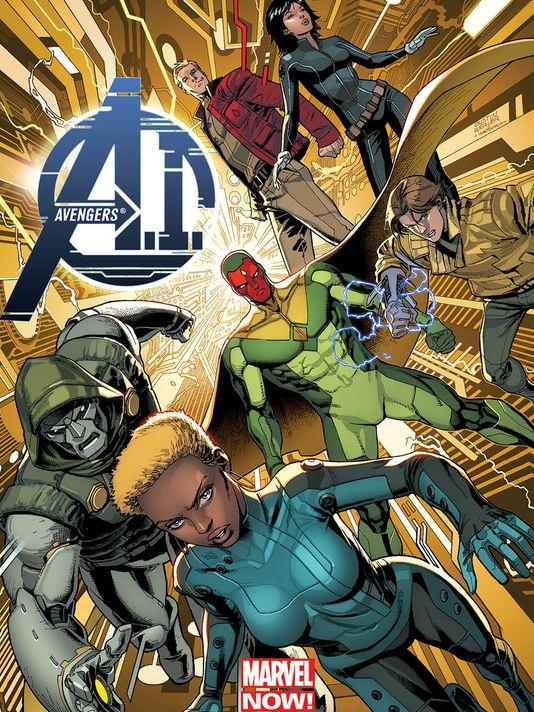 Avengers AI