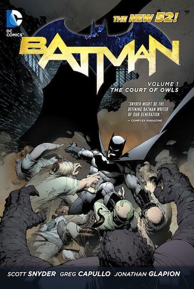 Batman Court of Owls vol. 1