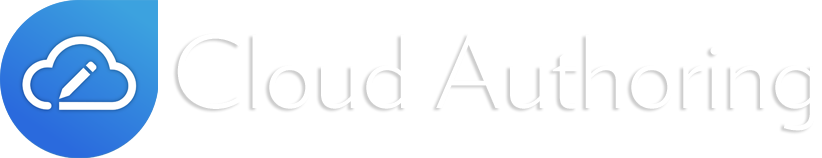 Cloud-Authoring