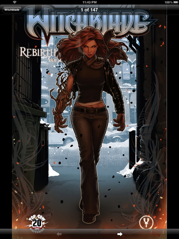 Comic Bin Witchblade