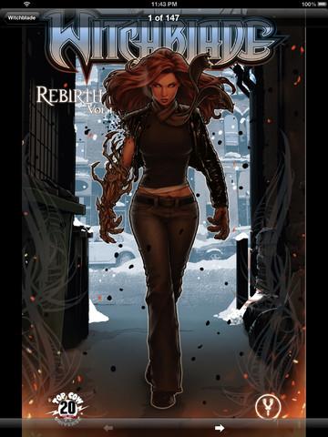 Comic Bin Witchblade