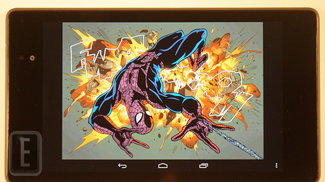 comics nexus 7 2