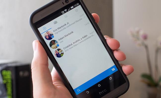 Facebook-Messenger-inbox