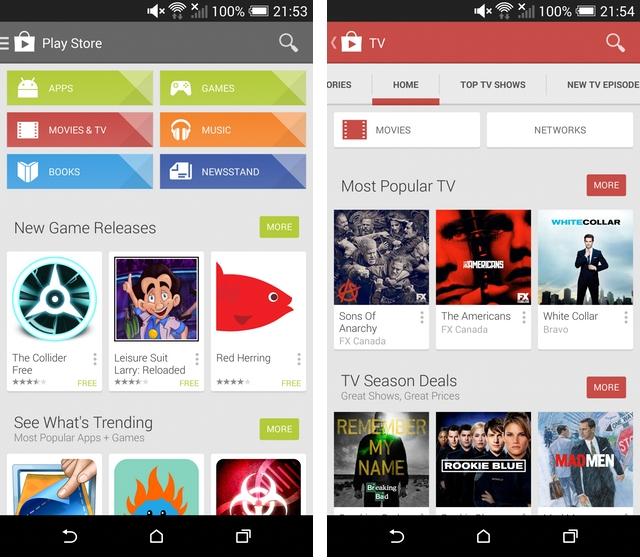 Google Play TV