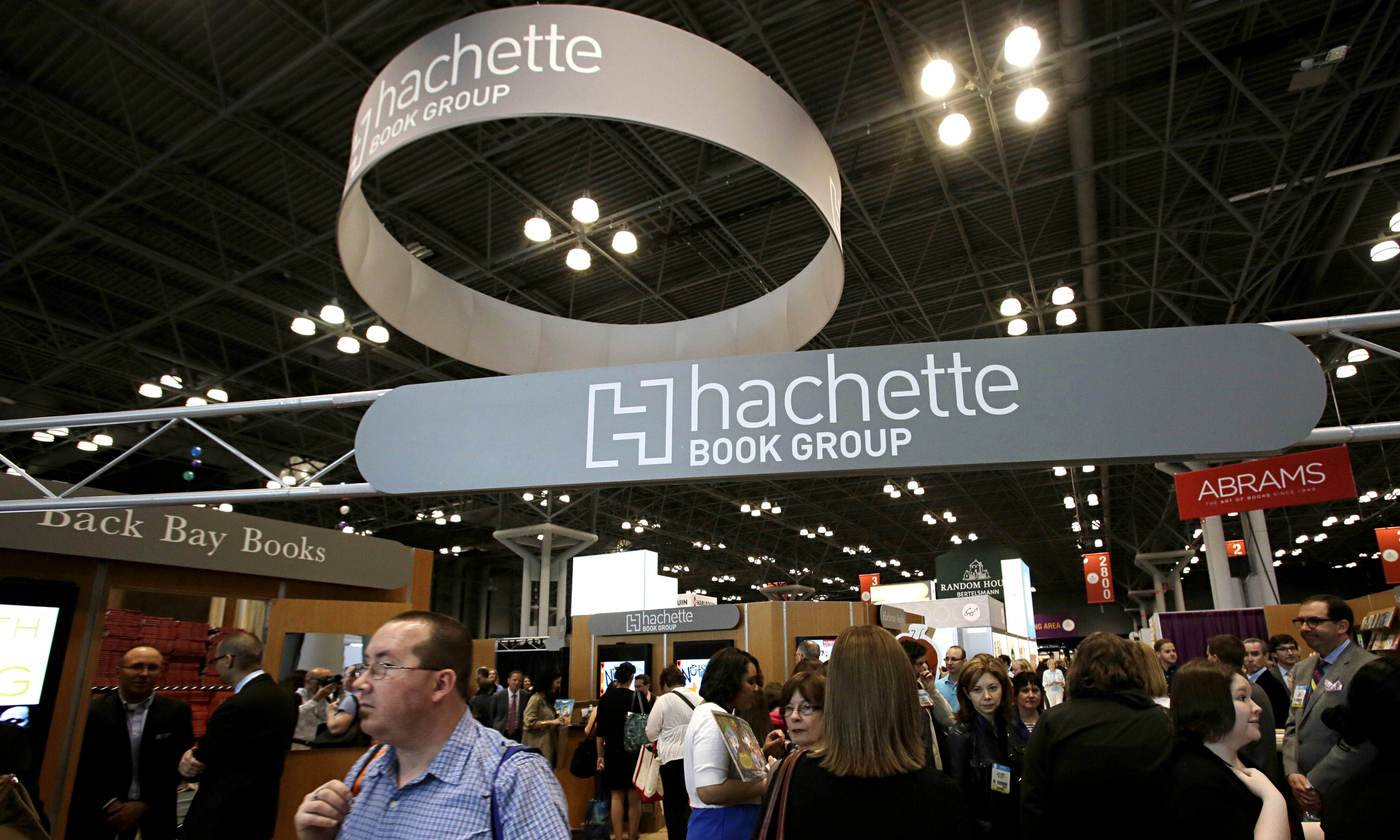 Hachette Book Group at BookExpo America
