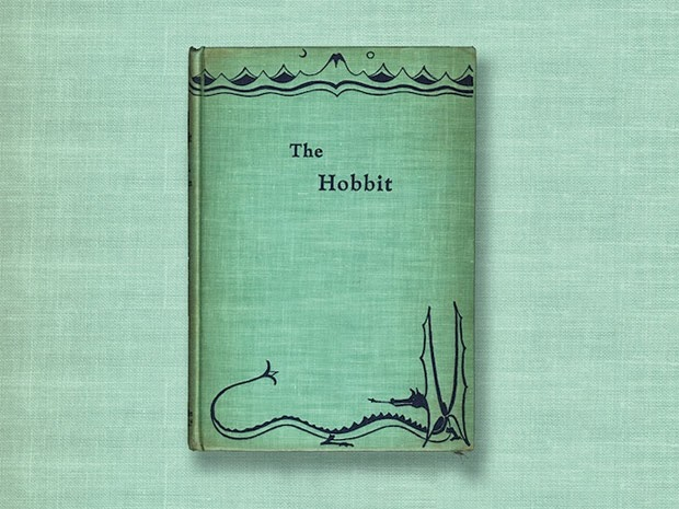 Hobbit-first-edition